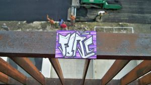 FORC sticker by FORC-DSF