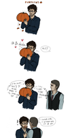 PUMPKINS by Kipsiih