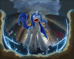 [FoE/MN7] Coral Eve unleashed by TheOmegaRidley