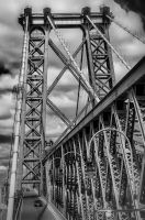 Williamsburg Bridge - NYC by ScottJWyatt