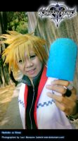 KH: Want some? by Naokoko