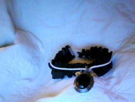 Custom Choker :Finished: by HopeForTheFuture13