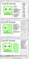 Cute PCs Inkscape Tutorial Part 2 by Paradasia