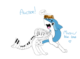 Music Auction Luntibo (closed!) by CreamyKittens