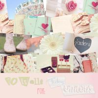 Walls Bellos Bellos by Tutosunicons