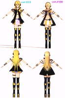 Lily Model Update by nerudrum