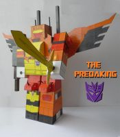 HAKO CLONE - THE PREDAKING by davidgrone