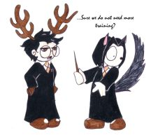 James and Sirius by Marauders-club