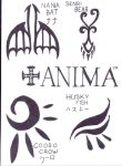 +Anima Tattoos by Shallow-Heart-Break