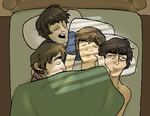 im only sleeping by nowand4ever