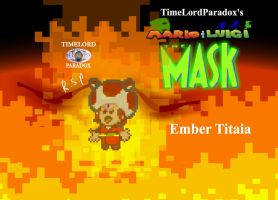 Original Character Ember Titaia Bio by TimeLordParadox