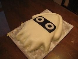 Blooper Cake by potatoperson110