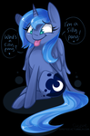 MLP: WHAT A SILLY PONY by TheKnysh