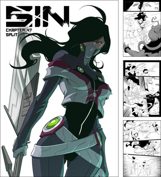 SIN: Chapter 47 by Quirkilicious