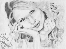 Taylor Swift by ludvigsen