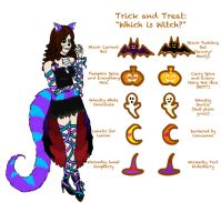 SMV- Halloween Costume, Tricks, and Treats by fencergirl00