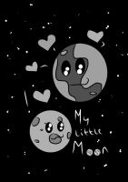 My Little Moon by Vampenxwitch