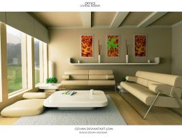 office living room by ozhan