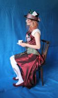 Lady Mad Hatter 9 by mizzd-stock