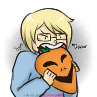 Yogscast: Devouring the Vegetoid by kuraikitsune13