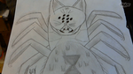 Tim The SpiderCat by GR1M-R3AP3R-008