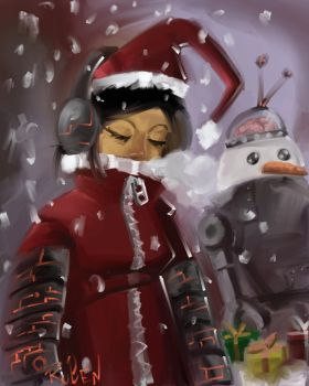 merry christmas by RsunA