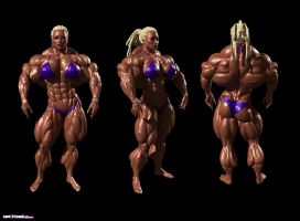 Switch Bodybuilder 2015 by Tigersan