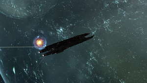 Eve Online - Archon Cold Iron by Vollhov