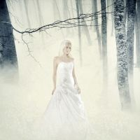 Ice Queen by AddictedToPhotoshop