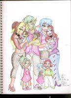 TTNG_We_were_a_happy_Family by BeastboysGurl4ya
