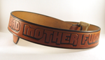 Pulp Fiction inspired belt by outbackp