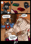 The Cats 9 Lives 6 - The Island of Dr. Morrow Pg87 by GearGades