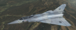 Mirage 4000 - Royal Canadian Air Force by Jetfreak-7