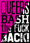 Queers Bash Back by OmicronPhi