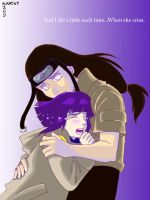 Neji+Hinata: When She Cries by claudiakat