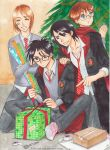 Merry Christmas from the Marauders by Alkanet