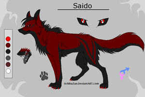 Breedable - Saido CLOSED by xXDemonSoulXx