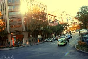 Streets of love ... by aoao2
