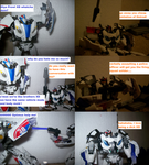 Prowl is a jerk by lovefistfury