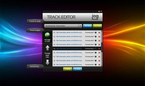 jog the web track editor by LeMex
