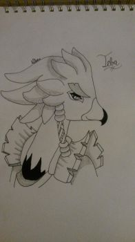 Rito Warrior: Teba by SilverPokemon