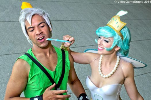 Otakon 2014 - Jorgen and the Tooth Fairy(PS) 16 by VideoGameStupid