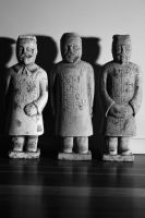 Terracotta Warriors (Bite Size) by Grant-Booysen