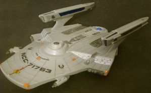 ISS Amazon NCC-71763 by Roguewing