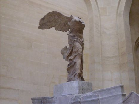 Winged Victory by y0ung1