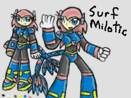 Surf Milotic Reference Sheet by SurgeCraft