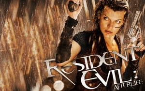 Resident Evil Afterlife by rehsup