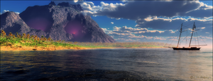 Skull Island by jbjdesigns