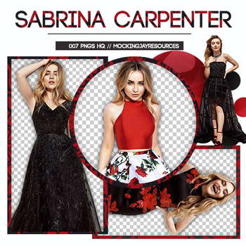 Pack Png: Sabrina Carpenter #437 by MockingjayResources