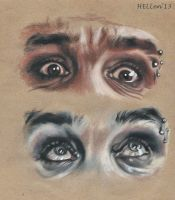 Till's eyes from mhb by HellenManson